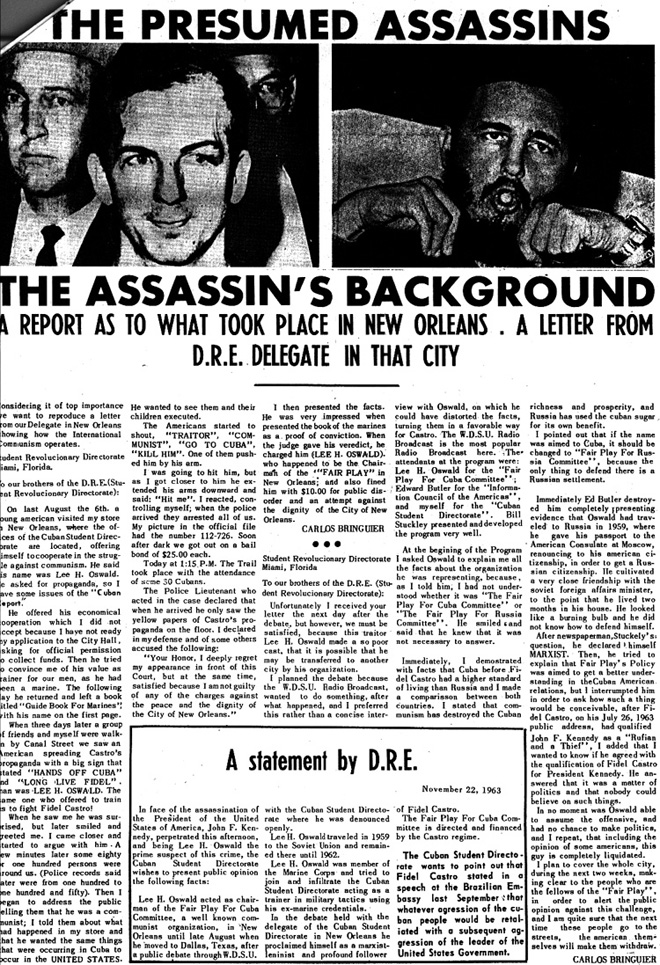 images about JFK on Pinterest   Jfk  Dealey plaza and Warren     Christopher Bollyn Oswald and the CIA  The Documented Truth About the Unknown Relationship  Between the U S  Government